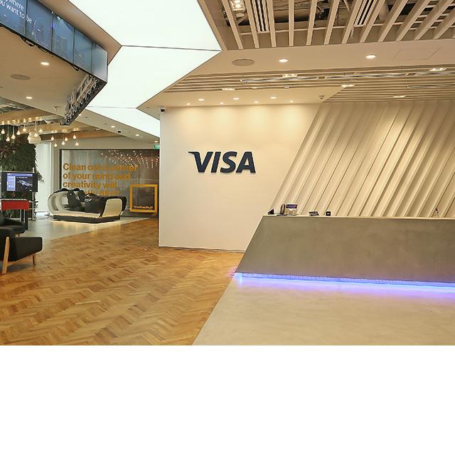 Visa, Collab, Singapore, Innovation, Centre